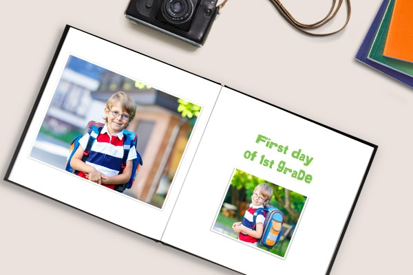 Back to school photo ideas, outfit SC1