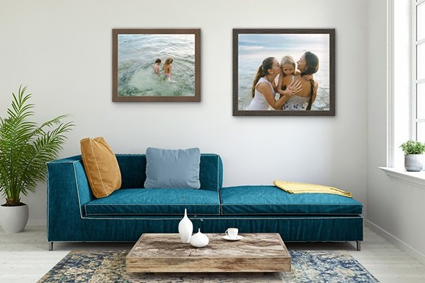 Tips For Decorating Big Rooms 4 Ideas For Feature Walls